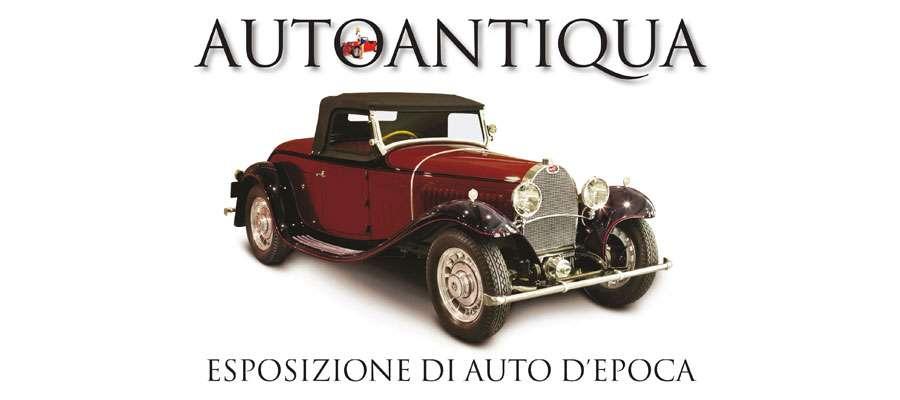 Autoantiqua - Esposizione di auto d'epoca