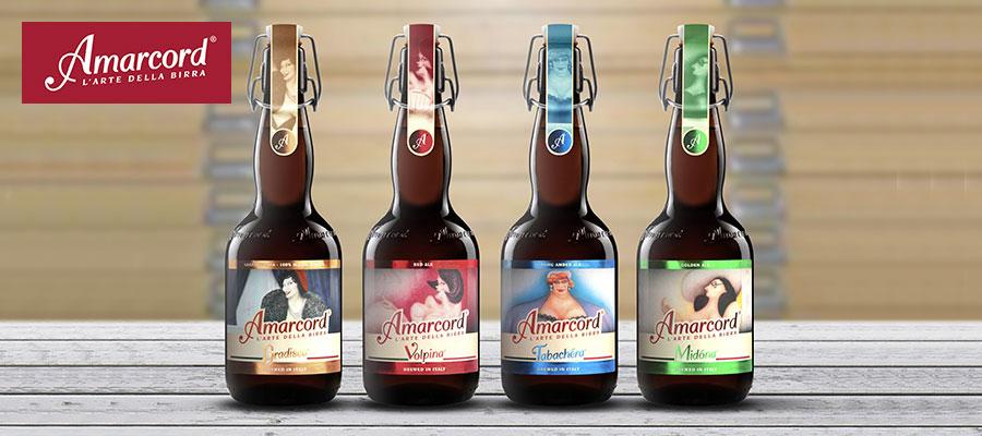 Birra Amarcord - Dal 1997, la birra di Rimini
