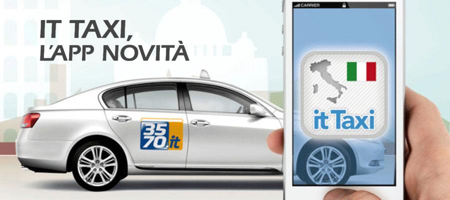 IT Taxi - Trova il taxi in tutta Italia