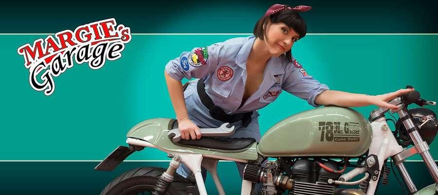 Margie's Garage - Eventi vintage e contest pin up