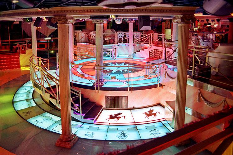 Baia Imperiale - Sala Zodiaco