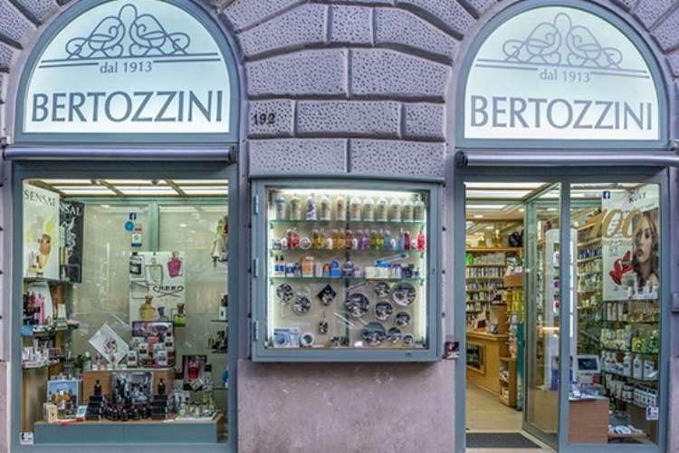 Bertozzini - Profumeria dal 1913 - Esterno