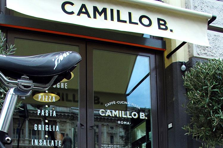 Camillo B. - Ingresso