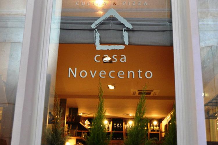Casa Novecento - Ingreso