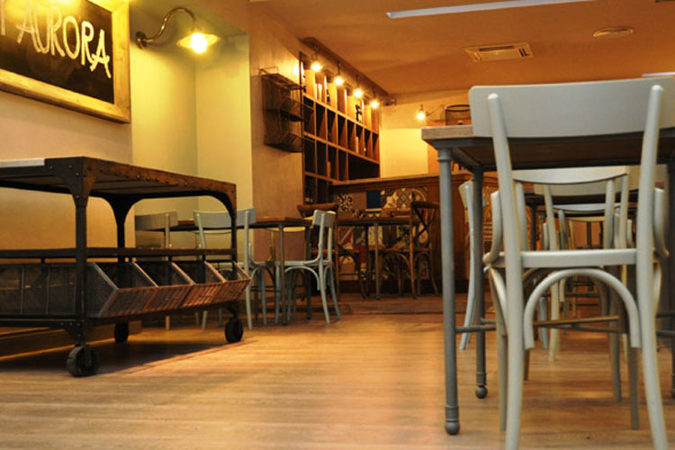 Casa Novecento - Sala interna