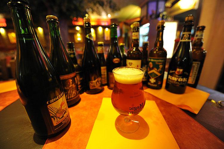 Chattanooga Saloon - Selezione di birre