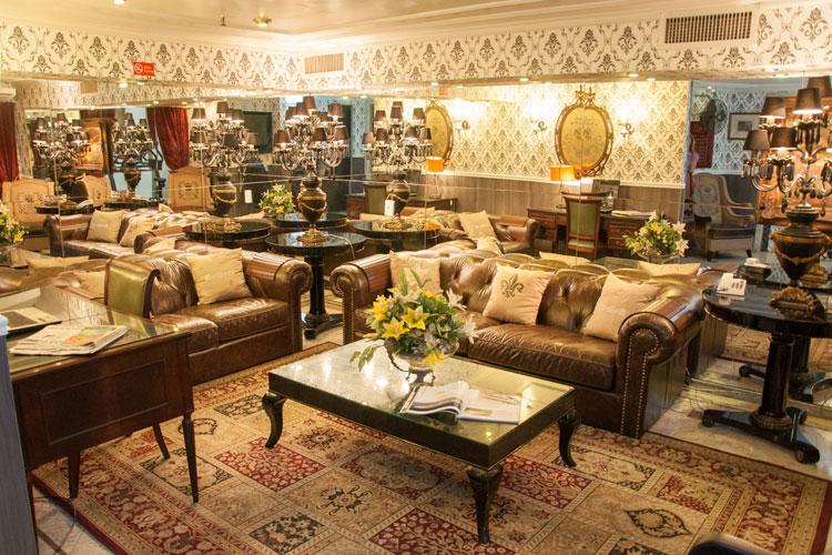 Cristal Palace Hotel - Lobby