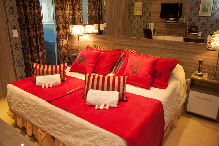 Cristal Palace Hotel - Camera matrimoniale