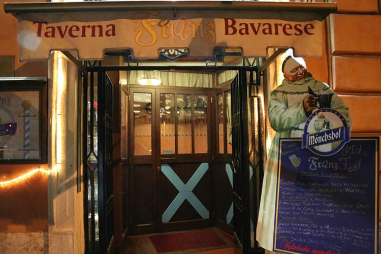 Franz - Taverna Bavarese