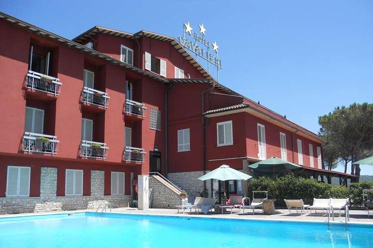 Hotel Cavalieri - Piscina