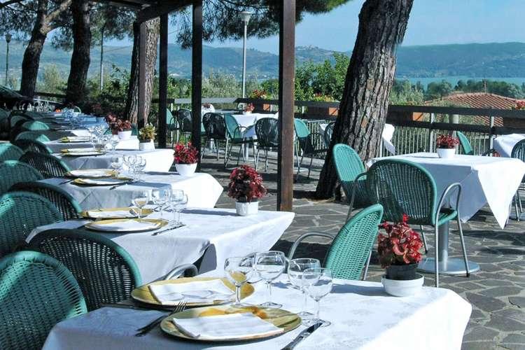Hotel Cavalieri - Veranda