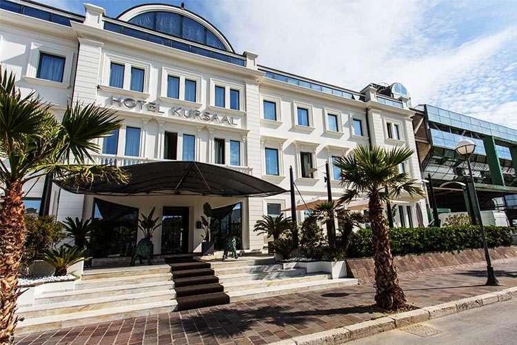 Hotel Kursaal - Esterno