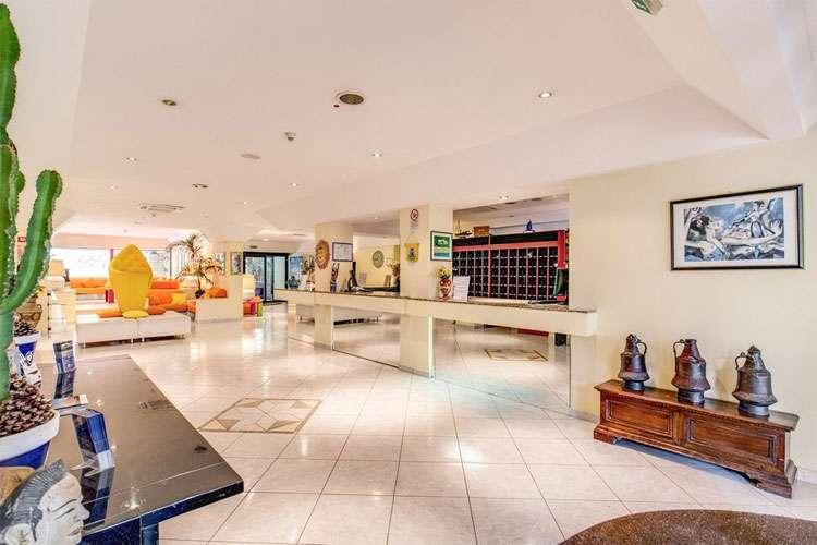 Hotel Marina Club - Ingresso
