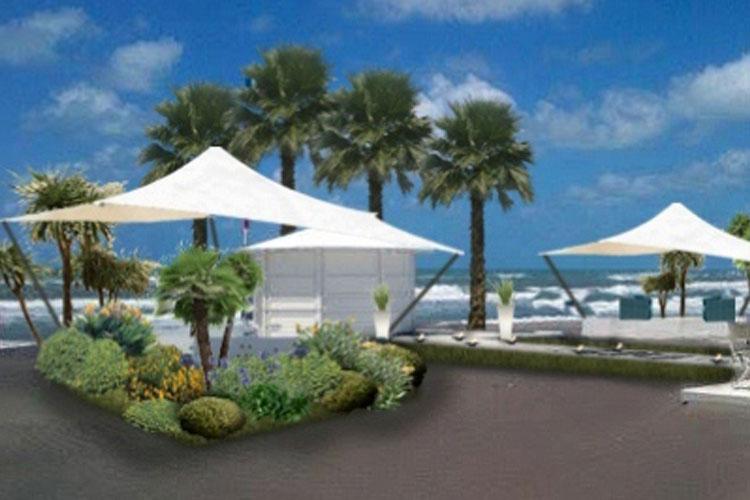 La Vela Club - Spiaggia