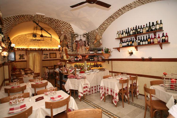 Piccolo Abruzzo - Sala interna
