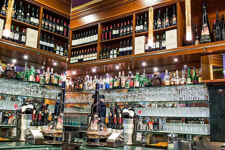 Caffè Portofino - Bancone del bar