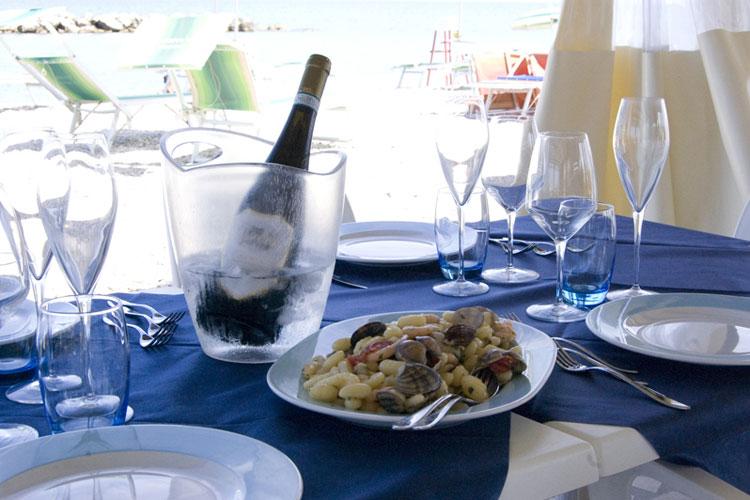 Spiaggia dei Gabbiani - Ristorante