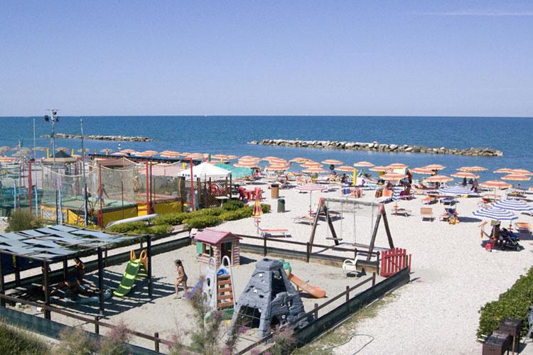 Spiaggia dei Gabbiani - Spiaggia