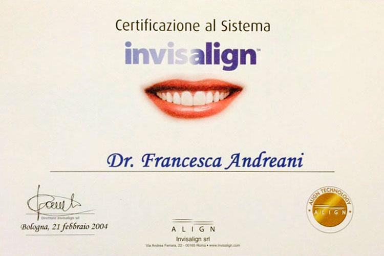 Studio Dr. Francesca Andreani