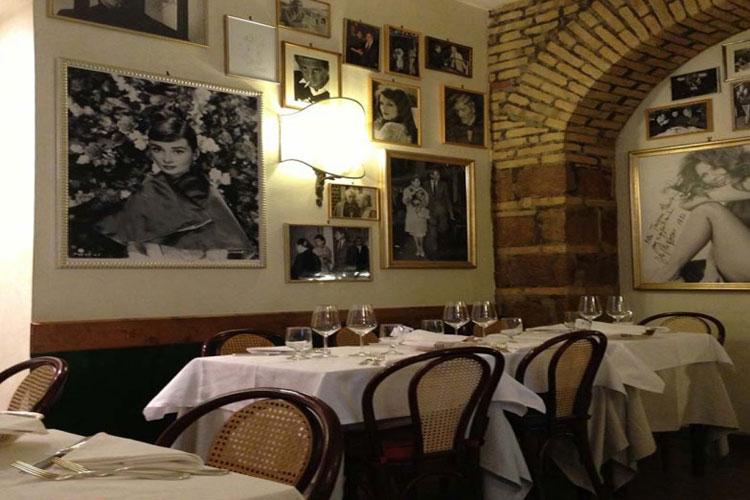 Taverna Flavia - Sala interna