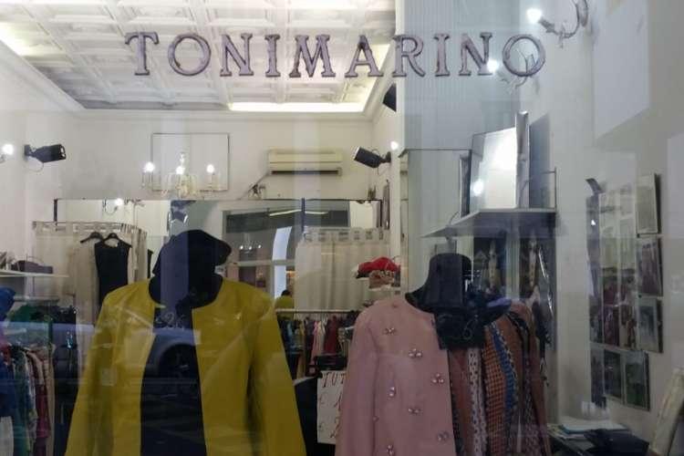 Toni Marino Moda - Vetrina