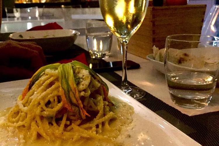 UgoJey - Spaghetti con i fiori di zucca