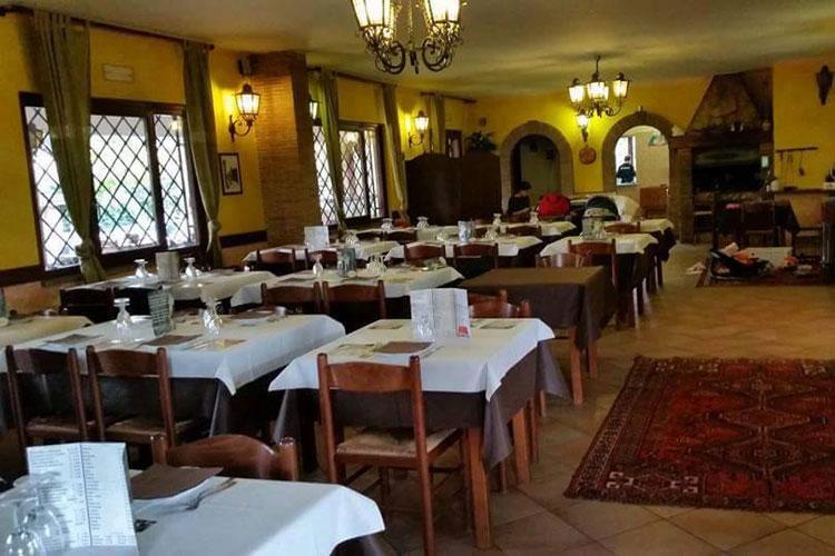 Villa Rugantino - Sala interna