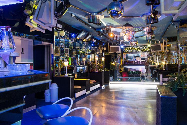 William's Club - Sala da ballo